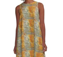Iron Rust A-Line Dress