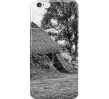 Culloden Cottage iPhone Case/Skin