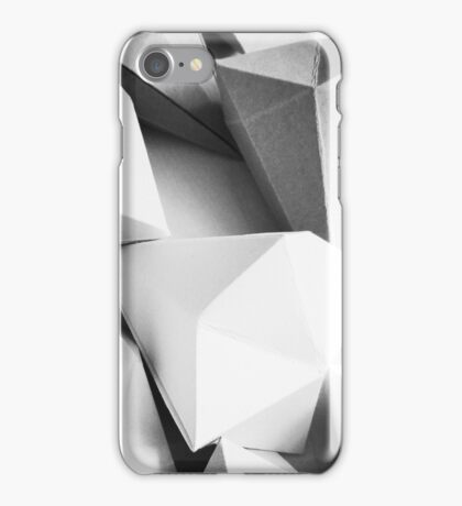 Paper Diamonds iPhone Case/Skin