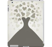 Wedding dress iPad Case/Skin