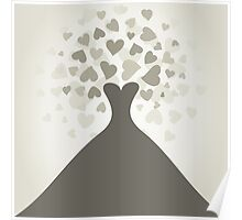 Wedding dress Poster
