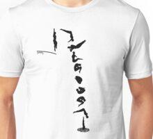 Diving man Unisex T-Shirt