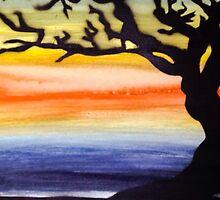 The elder tree by Dougflip2k
