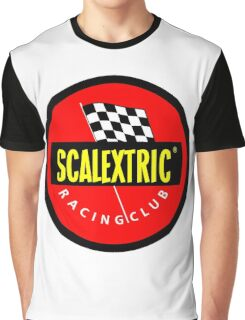 Scalextric 1968 Vintage Graphic T-Shirt