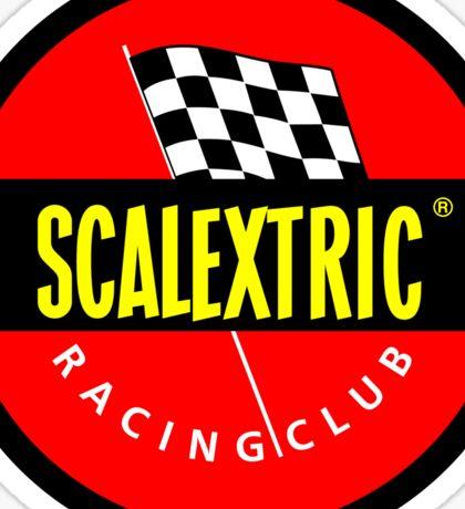 Scalextric 1968 Vintage Sticker