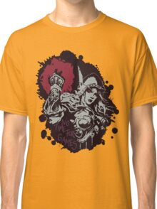 Sylvanas has no time for games Classic T-Shirt