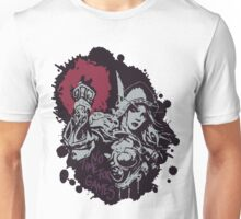 Sylvanas has no time for games Unisex T-Shirt