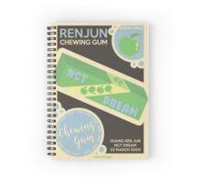 green apple renjun! Spiral Notebook