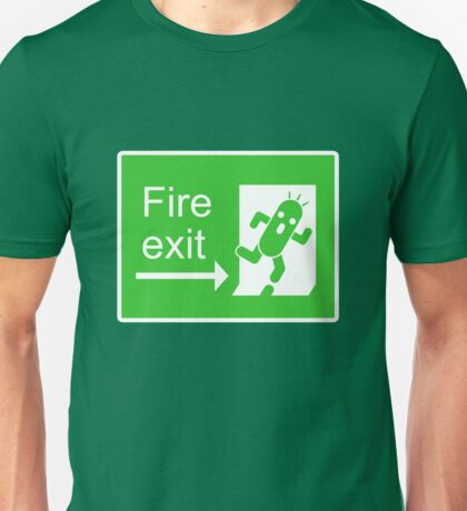 Cactuar Escaped! (w/ face) Unisex T-Shirt
