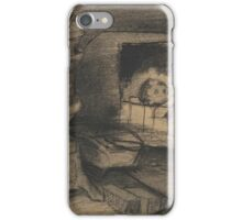 Cradle with Child by the Stove The Hague, 21 July Vincent van Gogh  iPhone Case/Skin