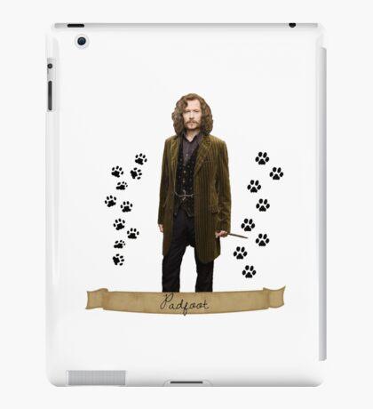 Sirius black - padfoot  iPad Case/Skin