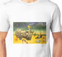 PHISH FANS SURREAL ART Roman Bust  Unisex T-Shirt