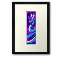 Dragonair Pokemon Framed Print
