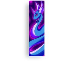 Dragonair Pokemon Canvas Print