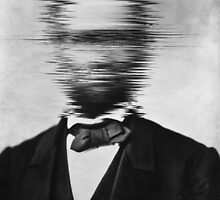 Noised Abraham Lincoln by MrGOODMOOD