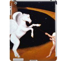 Wings of Saturn Standing iPad Case/Skin