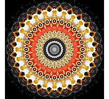 Modern Mandala Art 65 Photographic Print