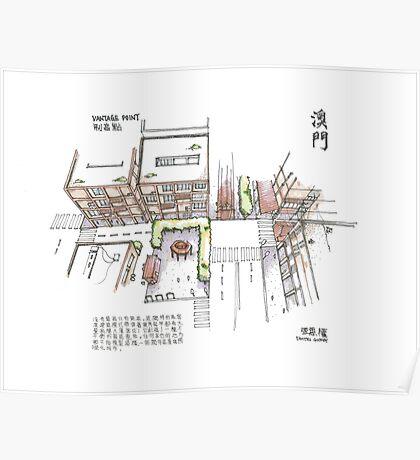 Macau_ Vantage Point Poster