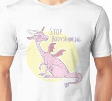 stop bodyshaming (sfw) Unisex T-Shirt