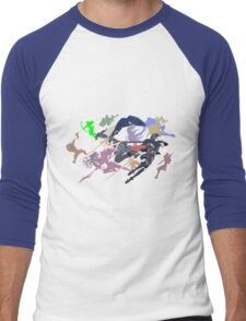 Fire Emblem Fates Men's Baseball ¾ T-Shirt