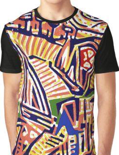 linocut 01 Graphic T-Shirt
