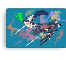 Fire Emblem Fates Canvas Print