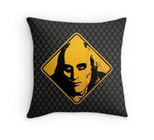 Riff Raff - Rocky Horror Picture Show Throw Pillow