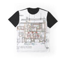 Macau_Meat Market Graphic T-Shirt