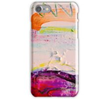 Smear iPhone Case/Skin