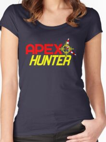 APEX HUNTER (2) Women's Fitted Scoop T-Shirt