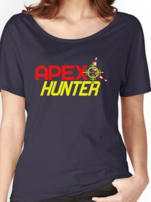 APEX HUNTER (2) Women's Relaxed Fit T-Shirt