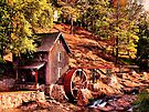 """Gresham Mill in October""... prints and products by © Bob Hall"