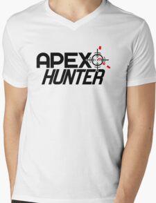 APEX HUNTER (3) Mens V-Neck T-Shirt