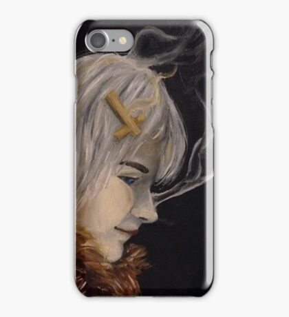 Smoke and Wind iPhone Case/Skin