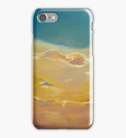 Conflicting Locations, study iPhone Case/Skin