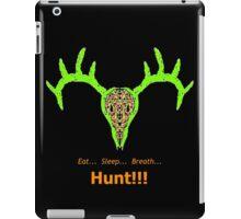 Buck Skull Hunt iPad Case/Skin