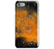 Rana peludo iPhone Case/Skin