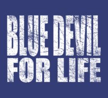 Blue Devil for Life by JayJaxon