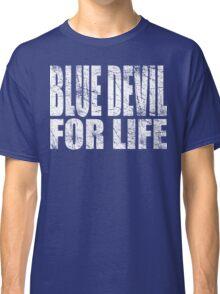Blue Devil for Life Classic T-Shirt