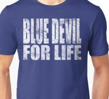 Blue Devil for Life Unisex T-Shirt