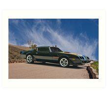 1979 Pontiac Firebird Trans Am Art Print