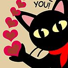 Love you! by BATKEI