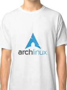 Archlinux Logo Classic T-Shirt