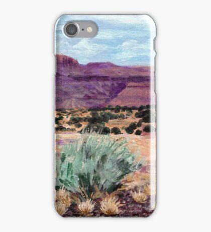 American Southwest Landscape iPhone Case/Skin