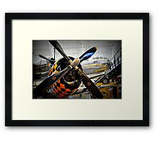 Arsenal of Democracy 2 Framed Print