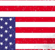 One Nation Under Distresss Sticker