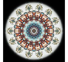 Modern Mandala Art 67 Photographic Print