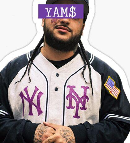 ASAP YAMS - YAM$ Sticker