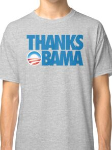 Thanks Obama Classic T-Shirt