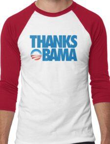 Thanks Obama Men's Baseball ¾ T-Shirt